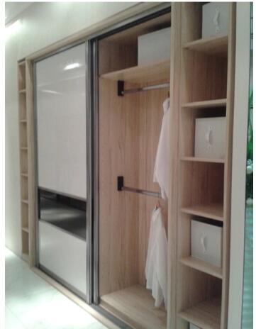 PVC Membrane Closet