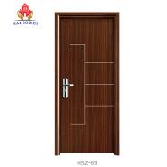 Foshan factory directly bathroom door wpc door interior doors