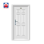 Wholesale Top Quality Exterior Metal Door Modern Security Steel Doors