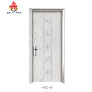 Interior door construction house project wpc door