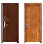 Simple design WPC door for office room
