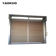 Factory direct sale durable industrial carport automatic roller shutter door