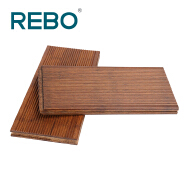 High quality solid strand woven bamboo flooring