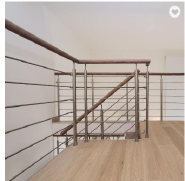 stainless steel railing price per meter systems