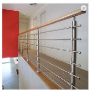 Foshan factory outdoor cheap price stainless steel veranda railings price philippines