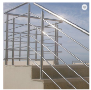 stainless steel designs stair railing outdoor stainless steel garden balust railing