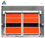 Factory Directly High Speed PVC Roller Shutter Door