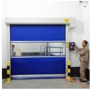 Factory Directly Fabric Rolling Shutter Door