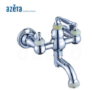Brass Single Lever Bathroom Bath Shower Mixer Taps