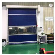 China Suppliers PVC High Speed Doors Fast PVC Rolling Shutter Door