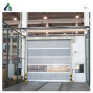puertas rapidas de lona para industria y logistica