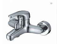 Economic Bathroom European Brass Bath Taps Shower Bathtub Faucet