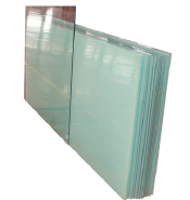 2134*3300mm Laminated Glass 3mm To19mm Transparent Window Glass