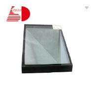 10mm 12mm clear laminated tempered insulated glass for curtain wall