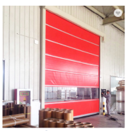 Warehouse Fast Roller Shutter Door