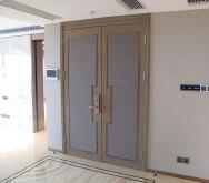 Zhongshan fumen wood products factory Fire Doors