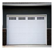 china manufacturer surface finished steel color customized overhead garage doors