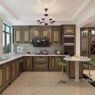 Guangzhou Bomei Doors And Windows Co., Ltd. Solid Wood Cabinets