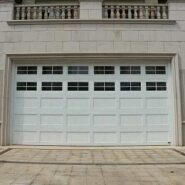 Cheap Garage Doors with Small Windows Made in China