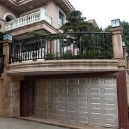 Electric Galvanised Steel Sectional Garage Doors