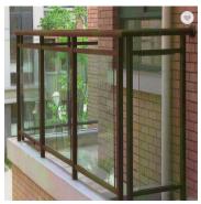 Flat Crystal Polish edge Tempered Toughened Glass Table Windows Doors