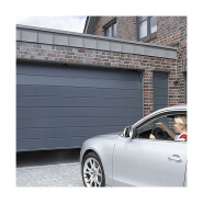 cheap automatic pu foam insulation garage door