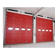 latest design residential or industrial overhead sectional garage door