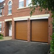 With infrared ray wholesale 16x7 garage door
