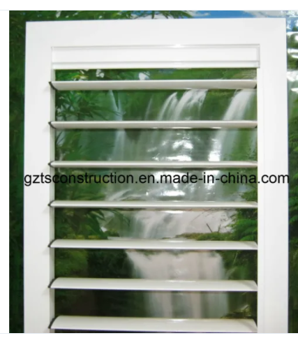 High Quality Aluminium Shutter