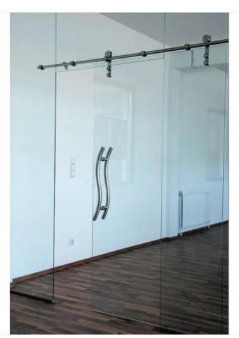 Stainless Steel 304 Tempered Glass Door Price Sliding Glass Door