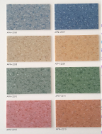 Wuxi apno new material technology co., led PVC Flooring