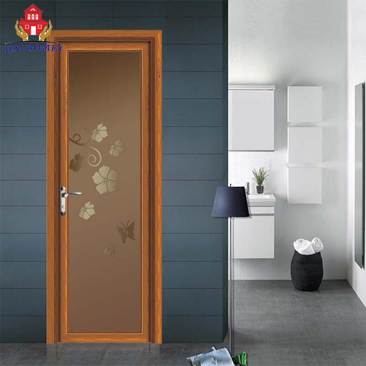 nigeria aluminium toilet door glass paintings for kitchen door