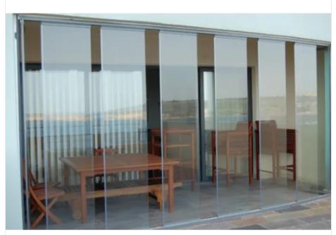 Customzied 12~15mm Frameless Glass Sliding Door