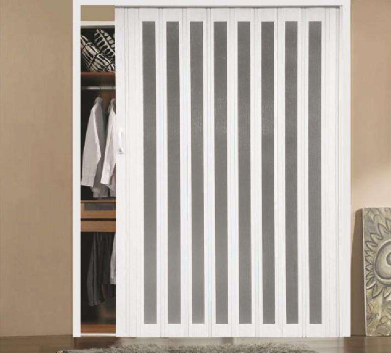 Pvc Folding shower door accordion door price