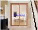 Aluminum Soundproof Interior Sliding Door Room Dividers