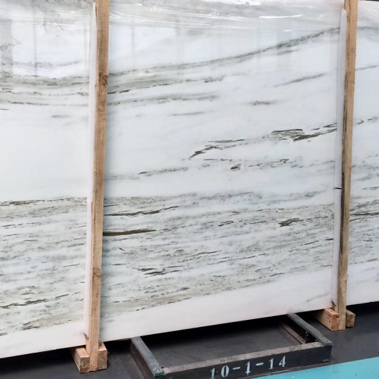White Marble Slab for Wall Decoration, White Marble Tile Decoration Materials Cheap Price, China Sup