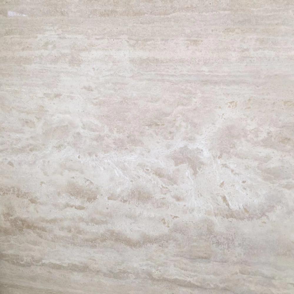 Turkish Polished Marble Slab Travertine Stone