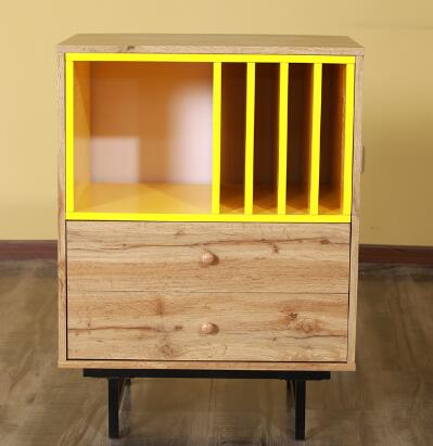 Living room furniture wooden storage MDF Wooden cabinet with drawers