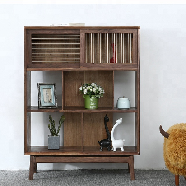 Chinese Vintage Cabinet Office Book Cabinet For Factory Directly Sale