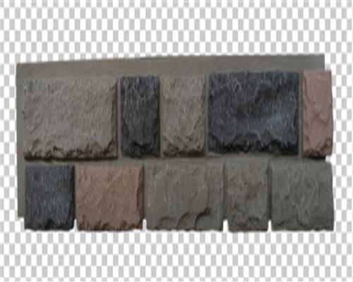 Faux Stone Panel 312