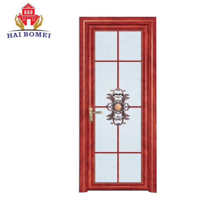 aluminum alloy swing doors