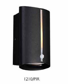 Outdoor wall light 1210/PIR