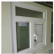 Safety Aluminum Swing Louver Window (TS-1124)