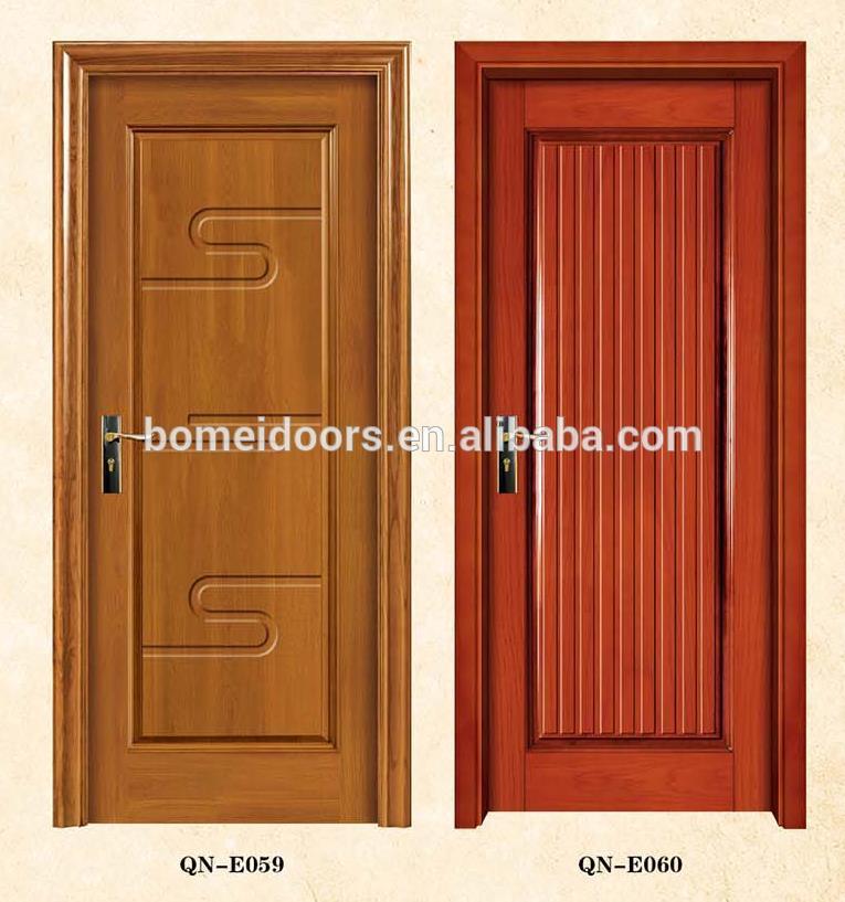 House door kerala door designs solid teak wood door