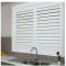 Movable Louvers Moisture Proof PVC Shutter Window (TS-1123)