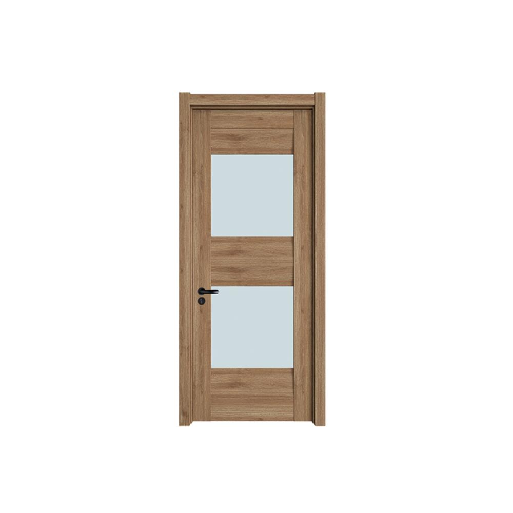Wholesale high quality Cheap latest modern design door interior room door for bathroom