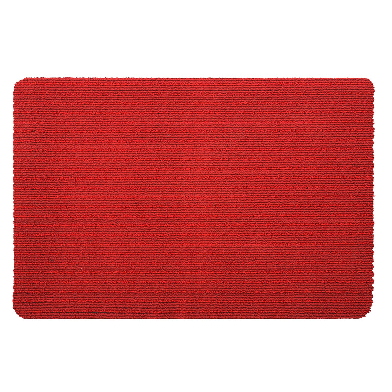 Pvc backing carpet mat for home office water absorbing material for floors door mats