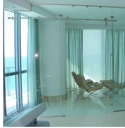 Office Door High Quality Glass Door Guangzhou Supplier
