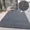 Most popular Custom Non Slip Rib PVC Entrance Outdoor Indoor Floor Mat for commercial