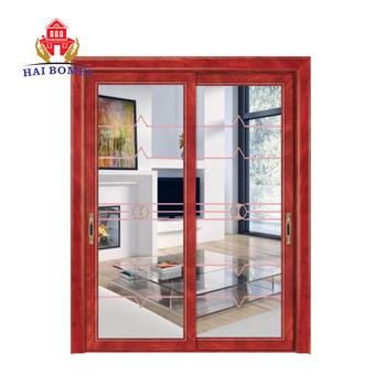 Very Fashionable Sliding Glass Door Aluminum Doors Made In Guangzhou